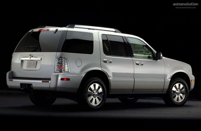 MERCURY Mountaineer - 2006, 2007, 2008, 2009, 2010 ...