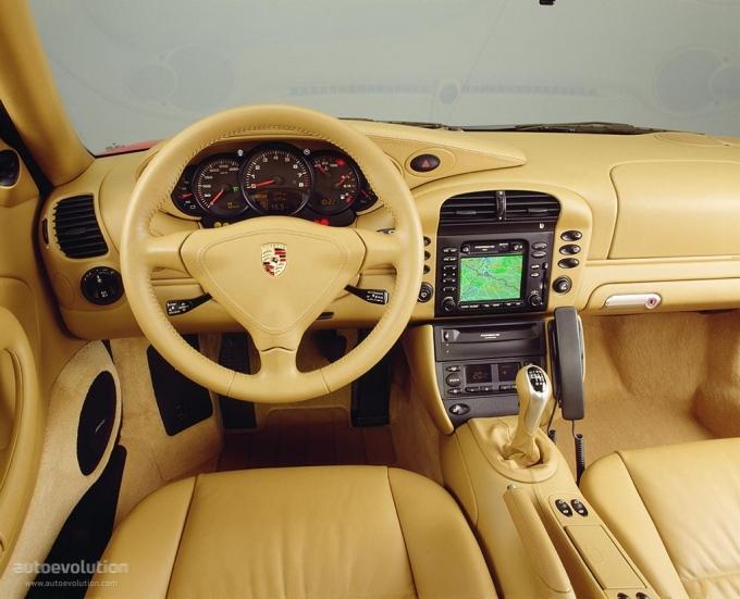 Porsche 911 carrera 4 996 1998 1999 2000 2001 for Porsche 996 interieur