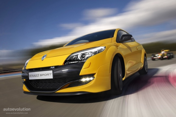 RENAULT Megane RS Coupe (2009 - 2013)