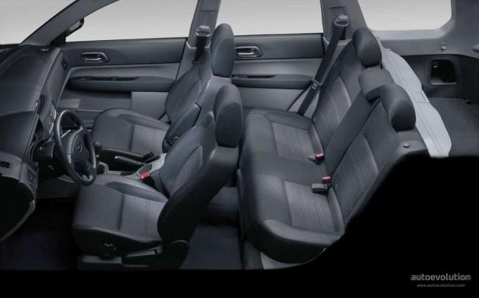 Subaru Forester 2002 2003 2004 2005 Autoevolution