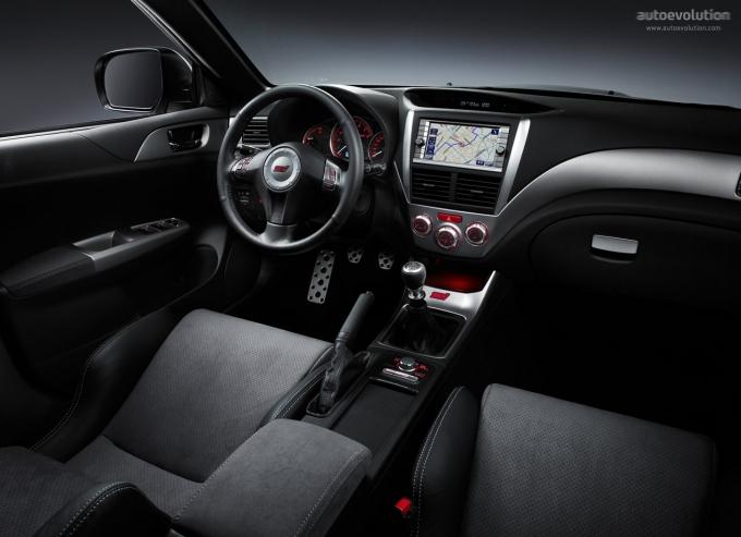 Subaru Impreza Wrx Sti 2008 2009 2010 2011 2012 2013 2014 Autoevolution
