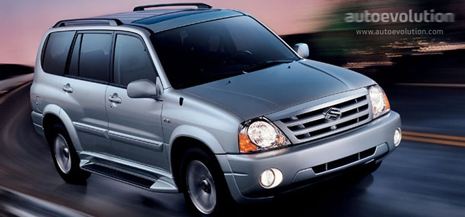 SUZUKI Grand Vitara XL7 (2004 - 2006)