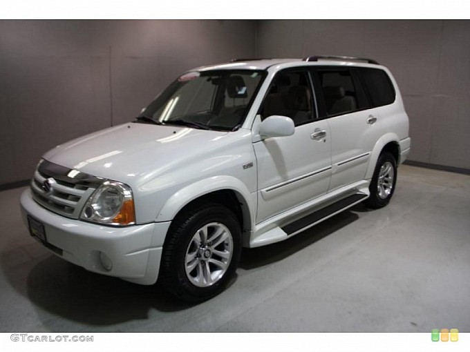 2004 Suzuki Xl 7 Reviews