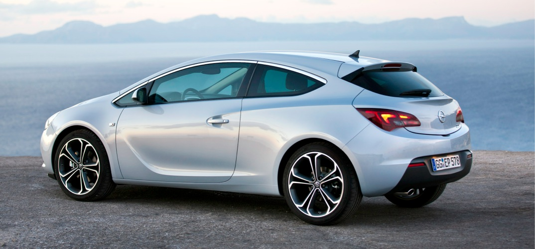 Opel Astra Gtc 2014 2015 Review