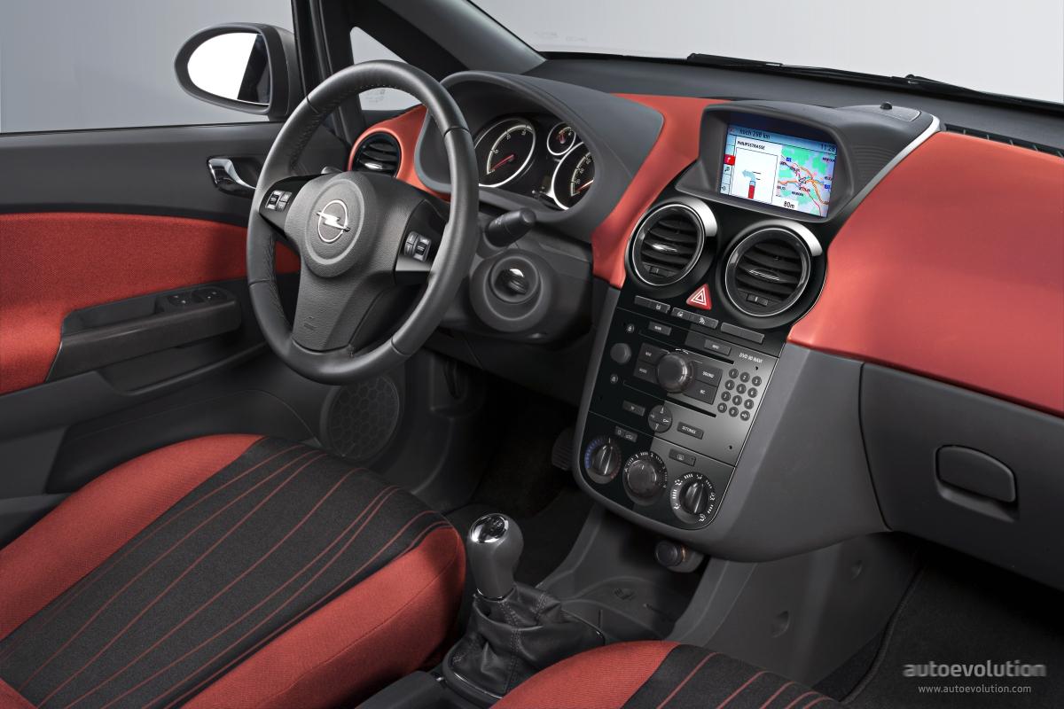 Opel Corsa 3 Doors Specs 2010 2011 2012 2013 2014