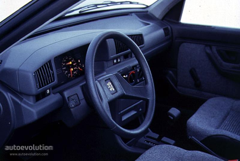 Peugeot 405 Break 1988 1989 1990 1991 1992 1993