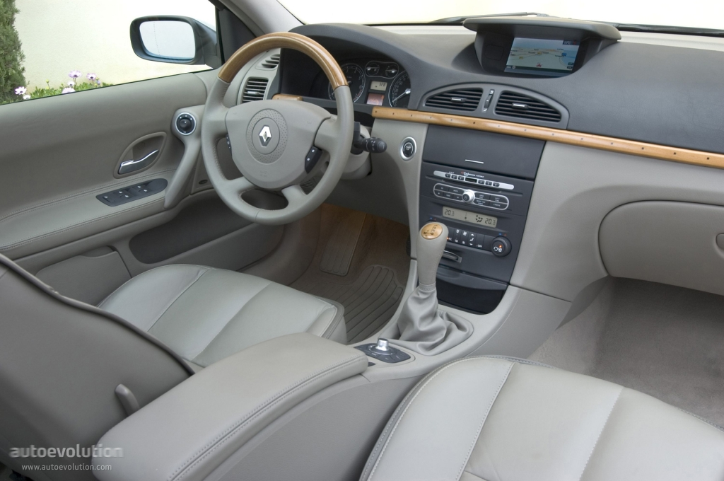 renault laguna specs 2005 2006 2007 autoevolution. Black Bedroom Furniture Sets. Home Design Ideas