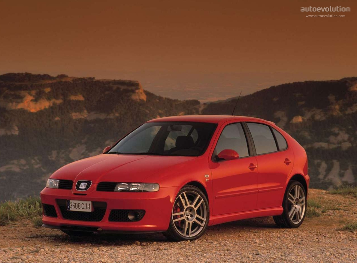 seat leon cupra r specs photos 2002 2003 2004 2005. Black Bedroom Furniture Sets. Home Design Ideas