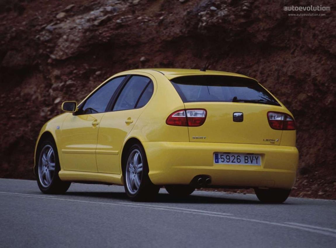 seat leon fr topsport 2002 2003 2004 2005 autoevolution. Black Bedroom Furniture Sets. Home Design Ideas
