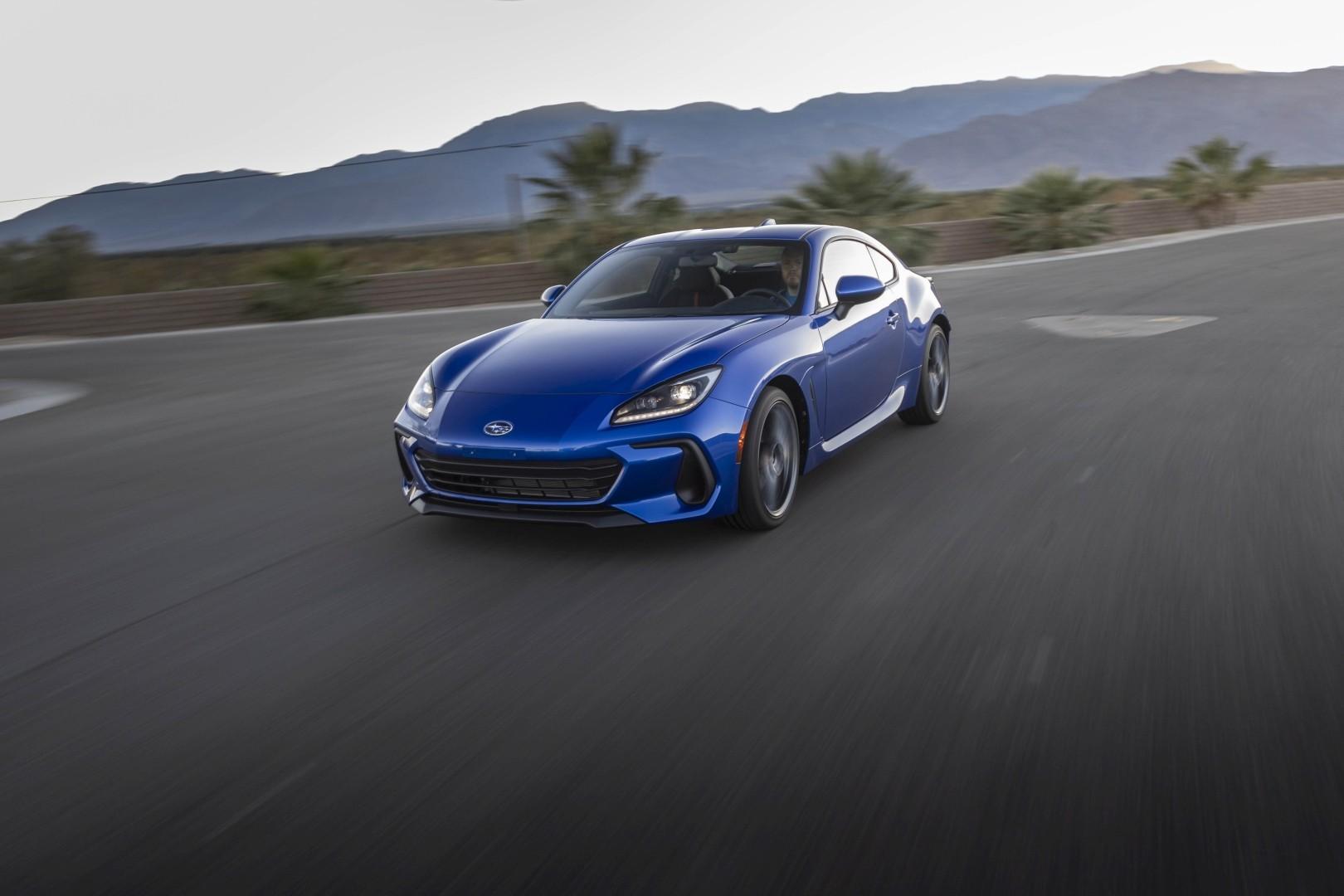 subaru brz specs & photos - 2021 - autoevolution