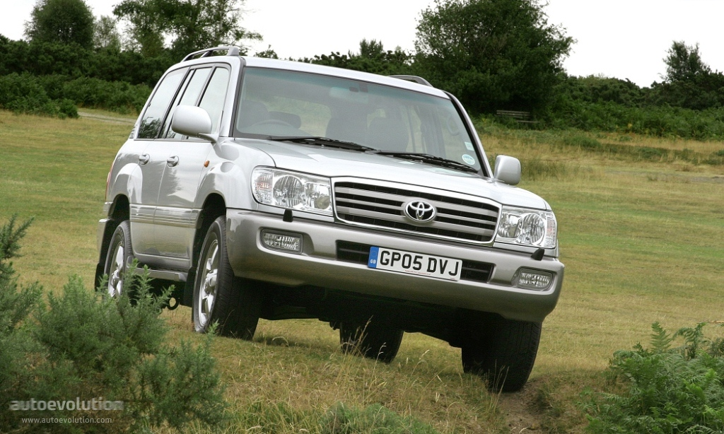 TOYOTA Land Cruiser 100 (2002   2007) ...