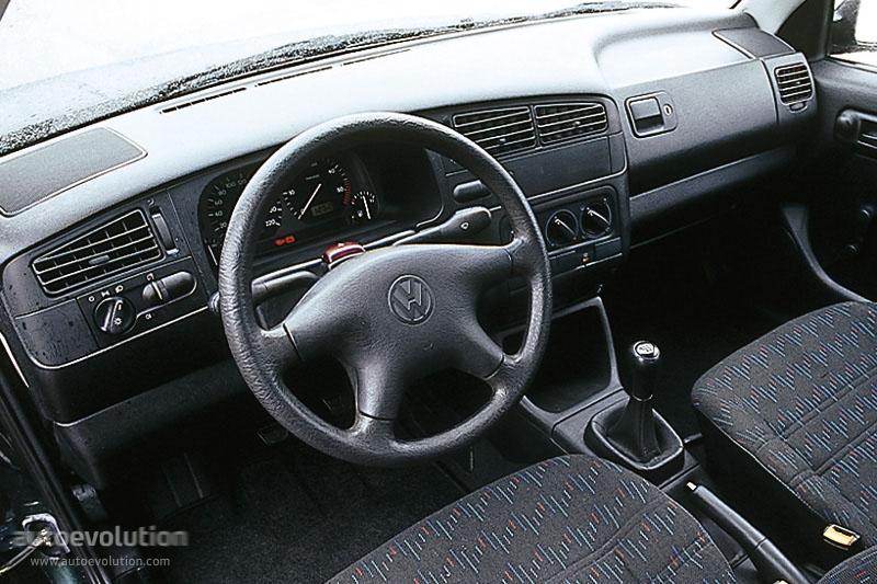 Volkswagen Golf Iii Cabrio Specs 1993 1994 1995 1996