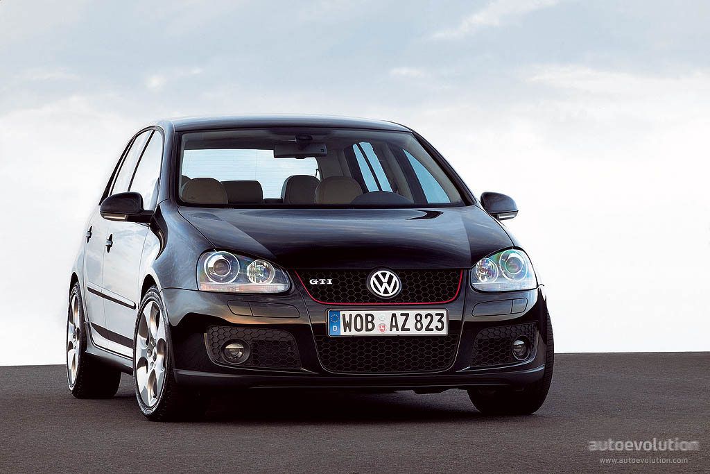volkswagen golf v gti 5 doors specs photos 2004 2005