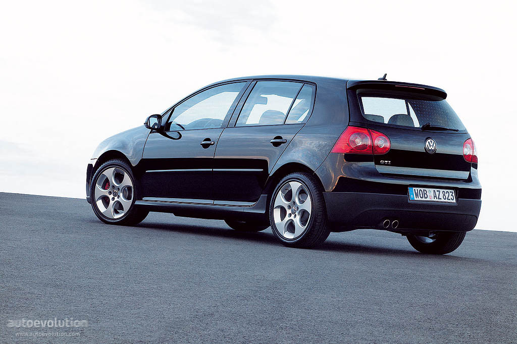volkswagen golf v gti 5 doors specs photos 2004 2005 2006 2007 2008 autoevolution. Black Bedroom Furniture Sets. Home Design Ideas