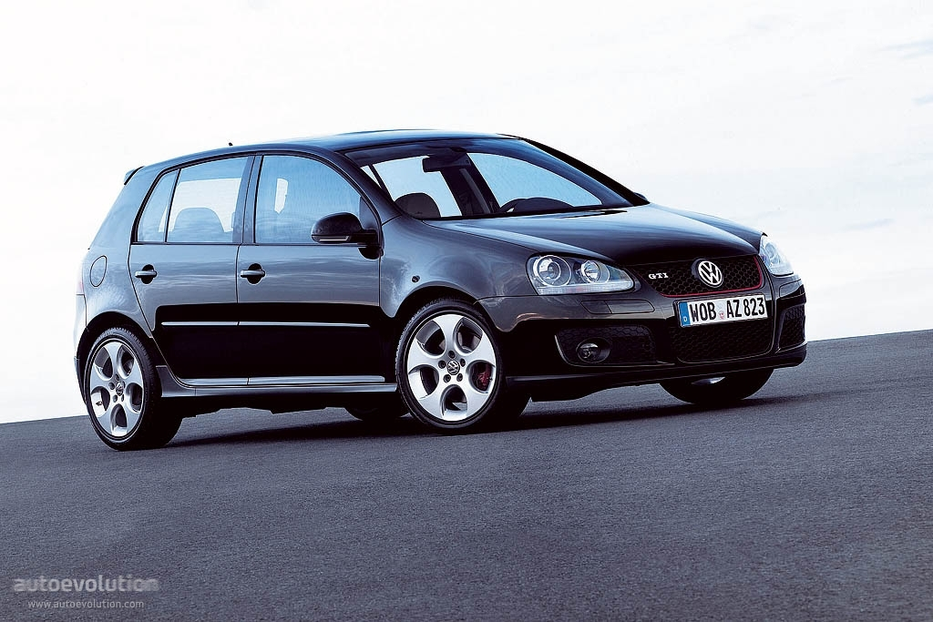 volkswagen golf v gti 5 doors specs 2004 2005 2006 2007 2008 autoevolution. Black Bedroom Furniture Sets. Home Design Ideas