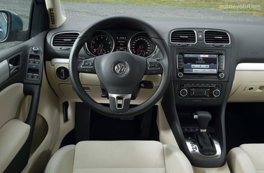 VOLKSWAGEN Golf VI 5 Doors - 2008, 2009, 2010, 2011, 2012 - autoevolution