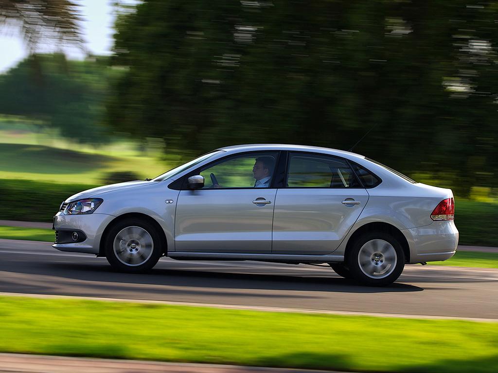 Volkswagen Polo Sedan 2010 2011 2012 2013 2014 2015 2016 2017 Autoevolution