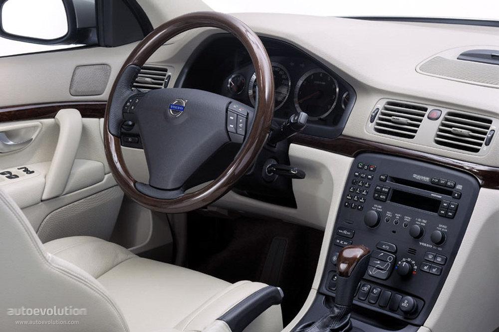 Volvo S80 Specs 2003 2004 2005 2006 Autoevolution
