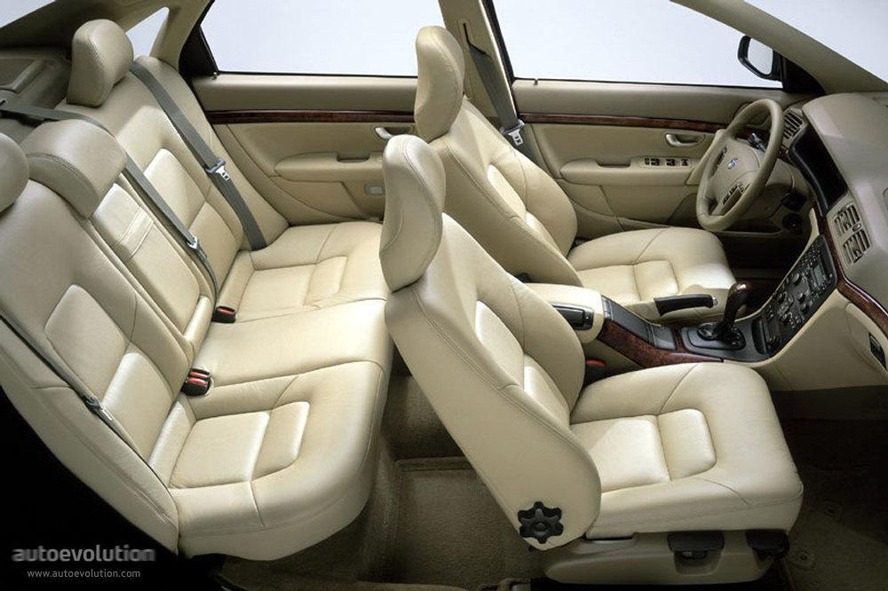 Volvo S80 2008 Interior Interior Volvo S80