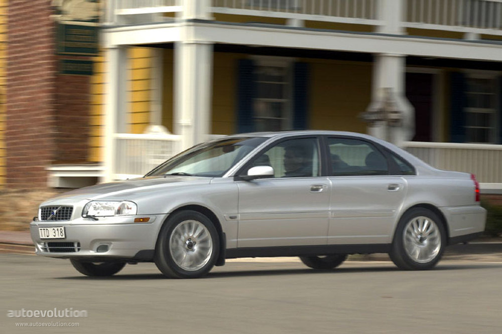 Volvo s80 2005 review