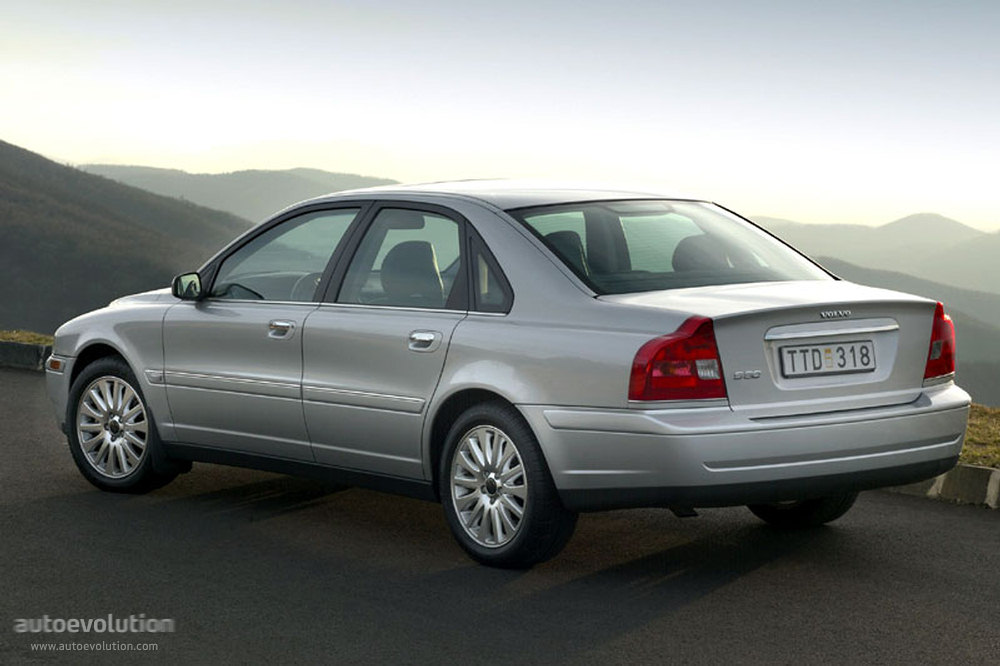 2004 volvo s80 t6 specs