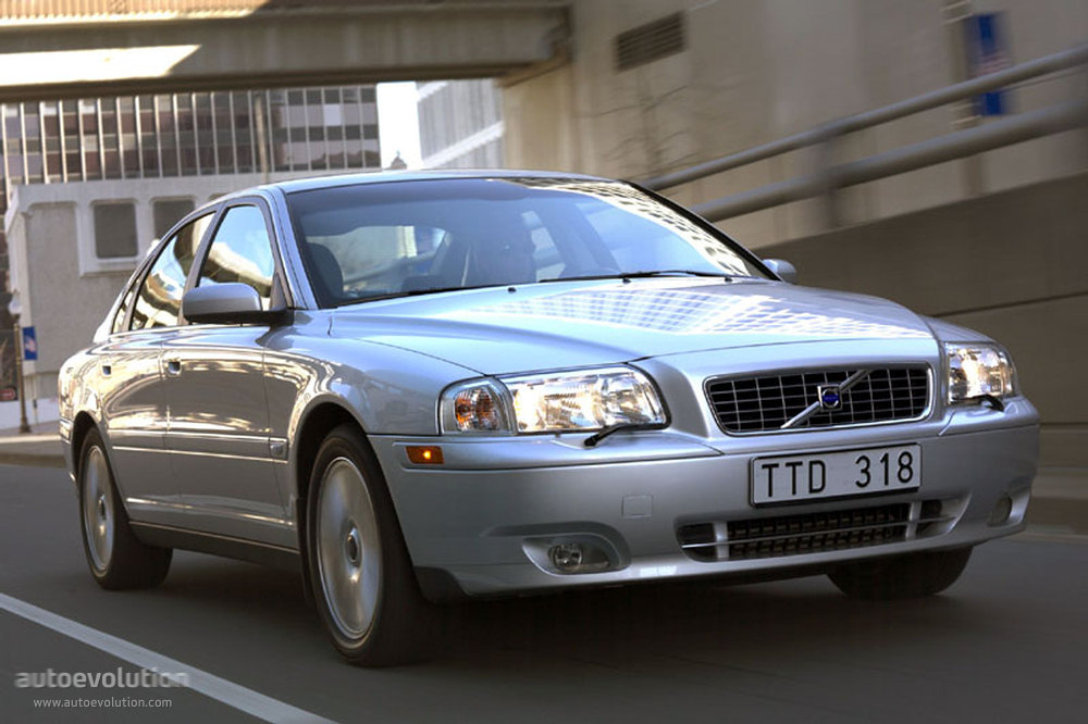 VOLVO S80 specs & photos - 2003, 2004, 2005, 2006 - autoevolution
