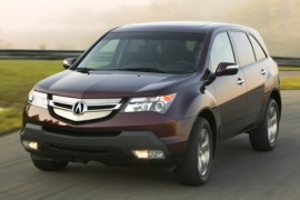 Acura Mdx Photo Gallery