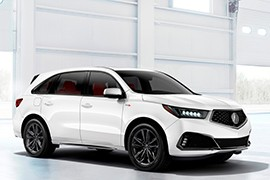 Acura Mdx A Spec Photo Gallery