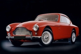 ASTON MARTIN DB Mark III (1957 - 1959)