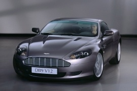 ASTON MARTIN DB9 Coupe (2004 - 2010)