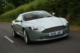 ASTON MARTIN DB9 Coupe (2010 - 2012)