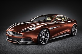 ASTON MARTIN Vanquish Models And Generations Timeline Specs And - Aston martin models