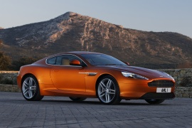 ASTON MARTIN Virage (2011 - 2012)