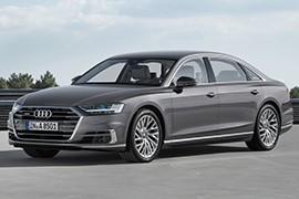 Audi A8 L 2017 Present