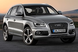 AUDI Q Models And Generations Timeline Specs And Pictures By Year - Audi q5 models