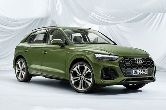 Audi Q5 Models And Generations Timeline Specs And Pictures By Year Autoevolution