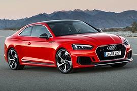 Audi Rs5 2017 Present