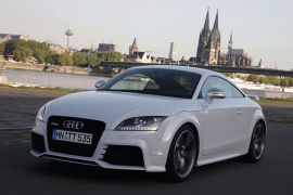 Audi Tt Rs Coupe 2009 2017