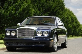 BENTLEY Arnage Blue Train Series (2005 - 2009)