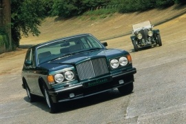 BENTLEY Brooklands (1992 - 1997)