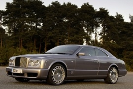 BENTLEY Brooklands (2007 - 2011)
