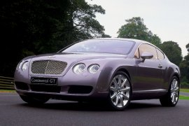 BENTLEY Continental GT (2003 - 2010)