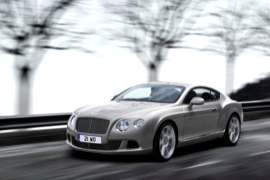 BENTLEY Continental GT (2011 - Present)