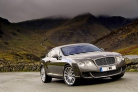 BENTLEY Continental GT Speed (2007 - Present)