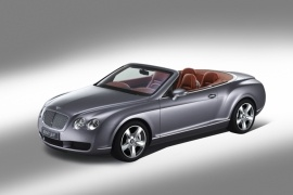 BENTLEY Continental GTC (2006 - 2009)