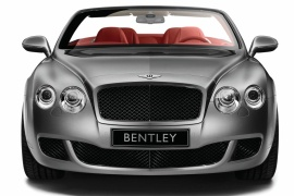BENTLEY Continental GTC Speed (2009 - Present)