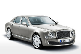 BENTLEY Mulsanne (2009 - Present)