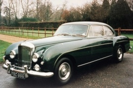 BENTLEY S1 Continental (1955 - 1959)