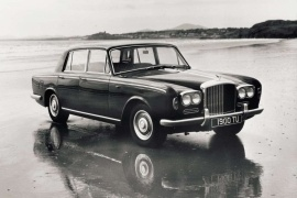 BENTLEY T1 Saloon (1965 - 1976)