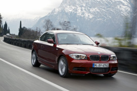 BMW 1 Series Coupe (E82) (2010 - Present)